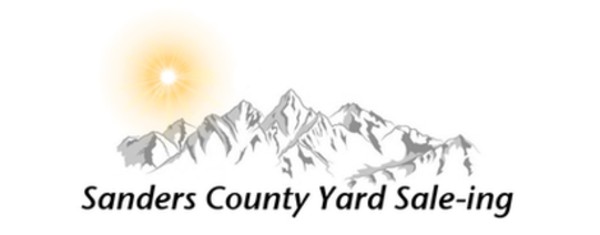 Sanders County Yard Sale